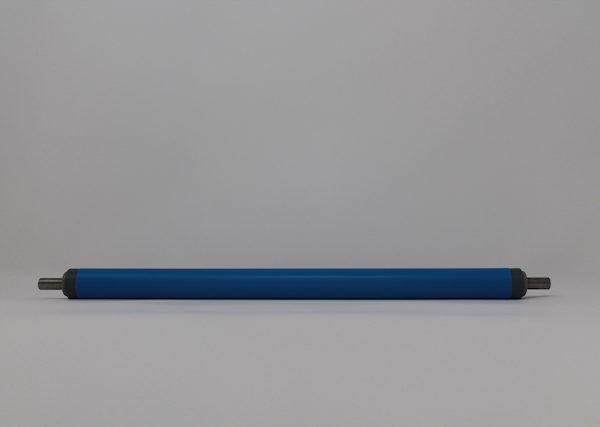 Tragrolle aus Kunststoff mit Federachse 20mmx1,5mm