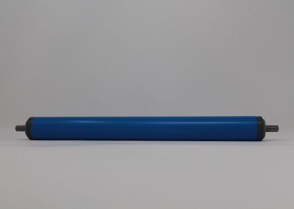 Tragrolle aus Kunststoff mit Federachse 30mmx1,8mm