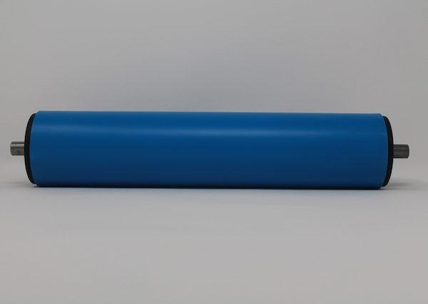 Tragrolle aus Kunststoff mit Federachse 63mmx3,0mm