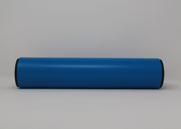 Tragrolle aus Kunststoff mit Innengewinde 63mmx3,0mm
