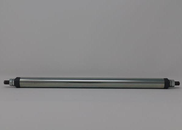 Tragrolle aus Stahl mit Außengewinde 20mmx1,5mm
