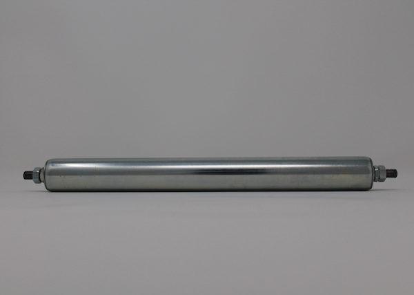 Tragrolle aus Stahl mit Außengewinde 30mmx1,5mm