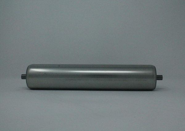 Tragrolle aus Stahl mit Federachse 60mmx2,0mm