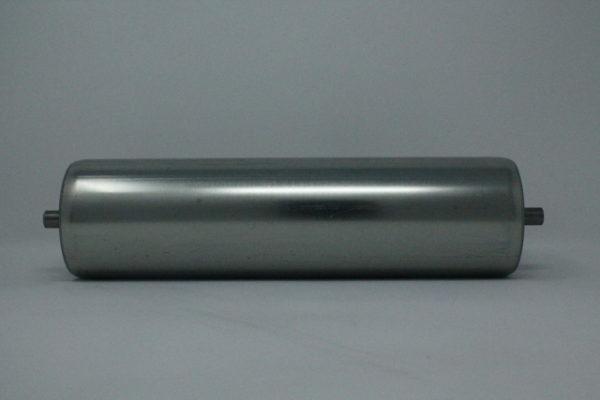Tragrolle aus Stahl mit Federachse 80mmx2,0mm