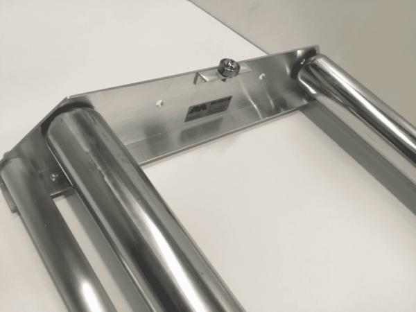 Kabelhaspel Abroller Leitungsabroller Kabelabroller Kabeltrommelabrollhilfe