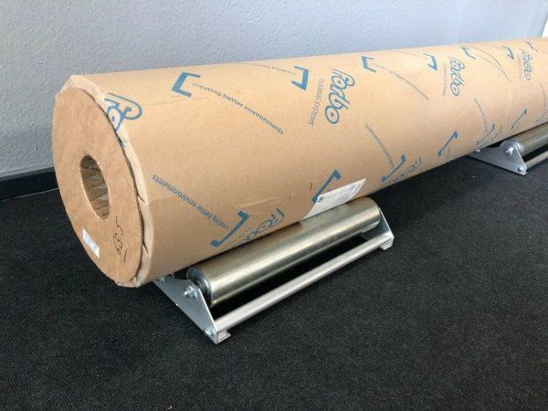 Teppichabroller Abroller Bodenbelagsabroller Abrollhilfe Vinylabroller
