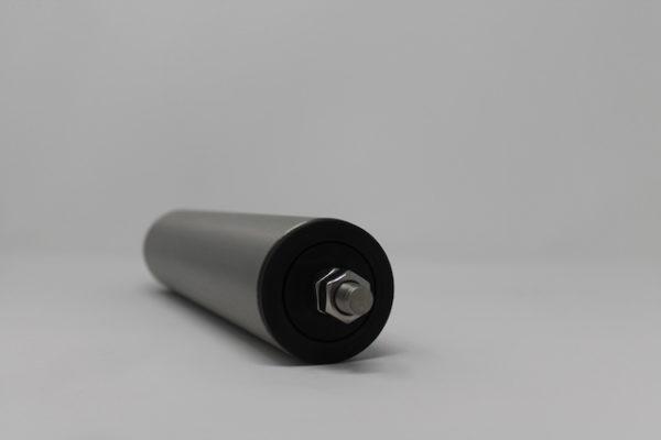 Tragrolle aus Edelstahl mit Außengewinde 60,3mmx2,0mm
