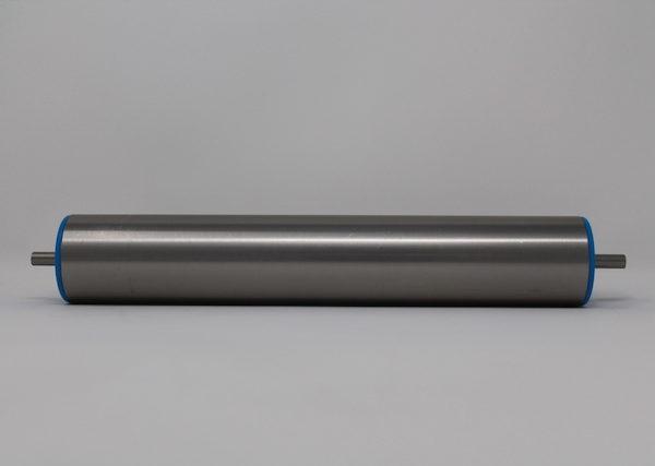 Tragrolle aus Edelstahl mit Federachse 50mmx1,5mm