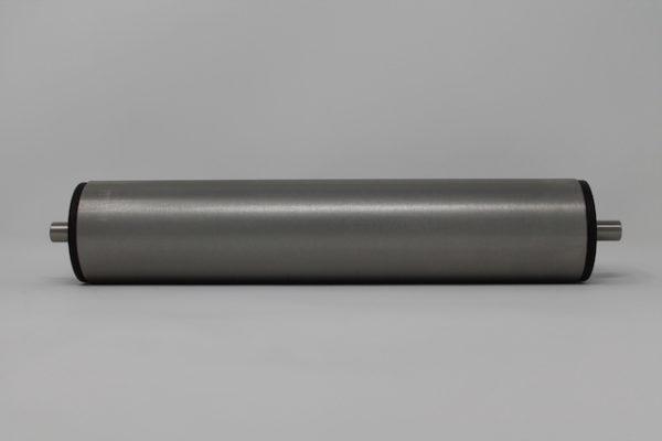 Tragrolle aus Edelstahl mit Federachse 60,3mmx2,0mm