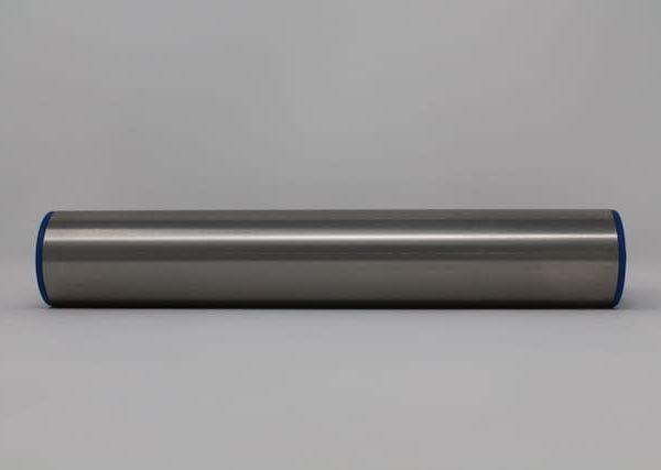 Tragrolle aus Edelstahl mit Innengewinde 50mmx1,5mm