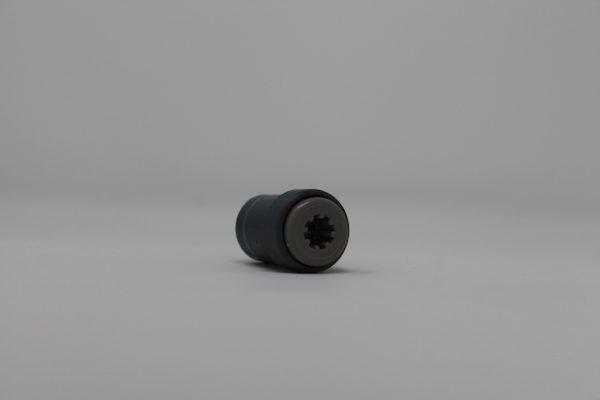 Tragrolleneinsatz aus Kunststoff für Rohr 20mmx1,5mm
