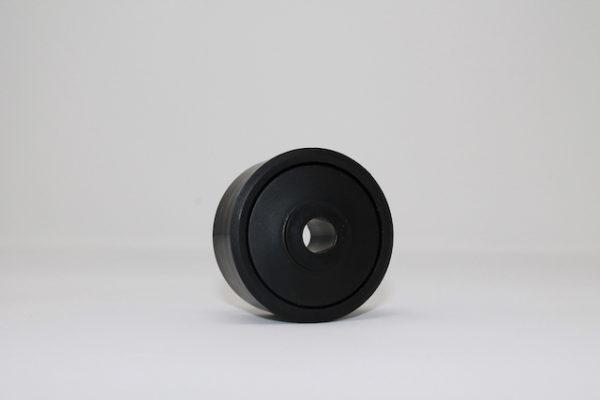 Tragrolleneinsatz aus Kunststoff für Rohr 50mmx1,5mm