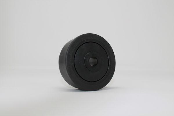Tragrolleneinsatz aus Kunststoff für Rohr 60mmx2,0mm