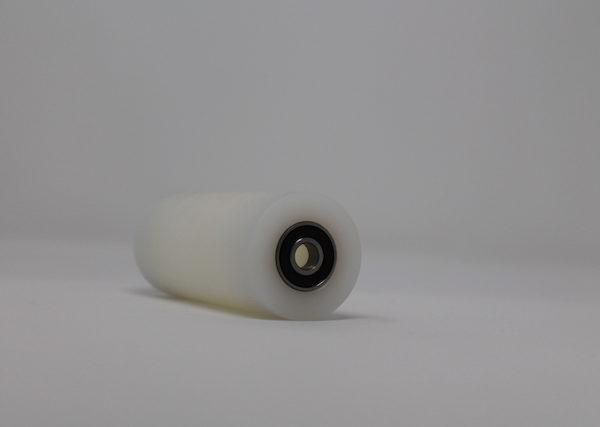 Nylon-Polyamid-Rolle weiß