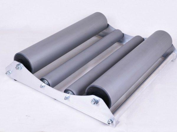 mundor metall Teppichabroller Abroller Bodenbelagsabroller Abrollhilfe Vinylabroller
